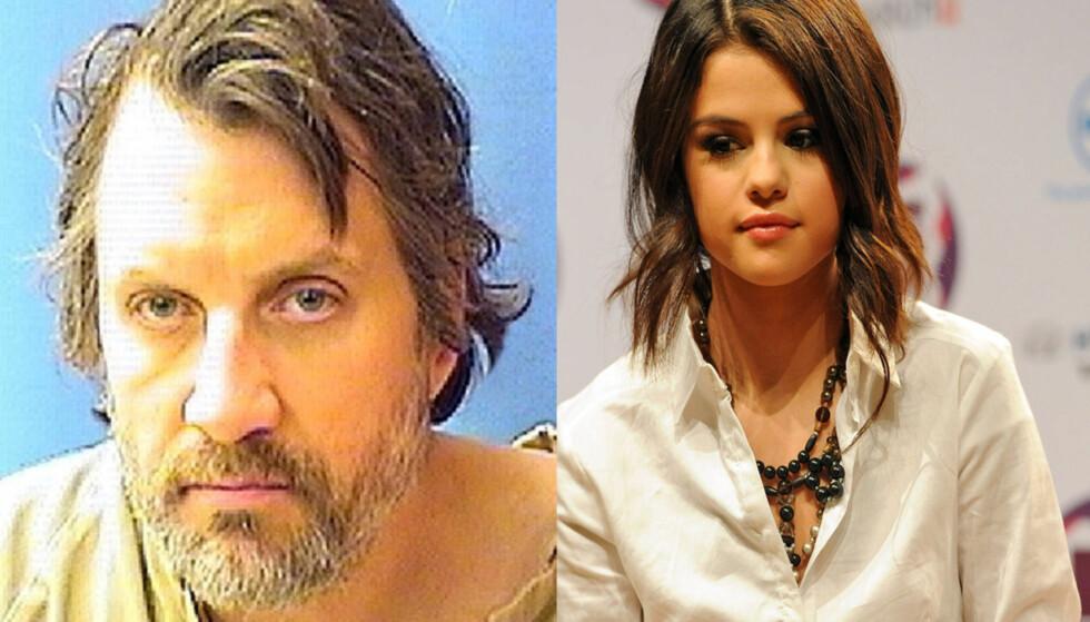 FORFULGT: Selena Gomez har den siste tiden blitt forfulgt av Thomas Brodnicki, som sier han har snakket med Gud om å drepe henne.  Foto: All Over Press