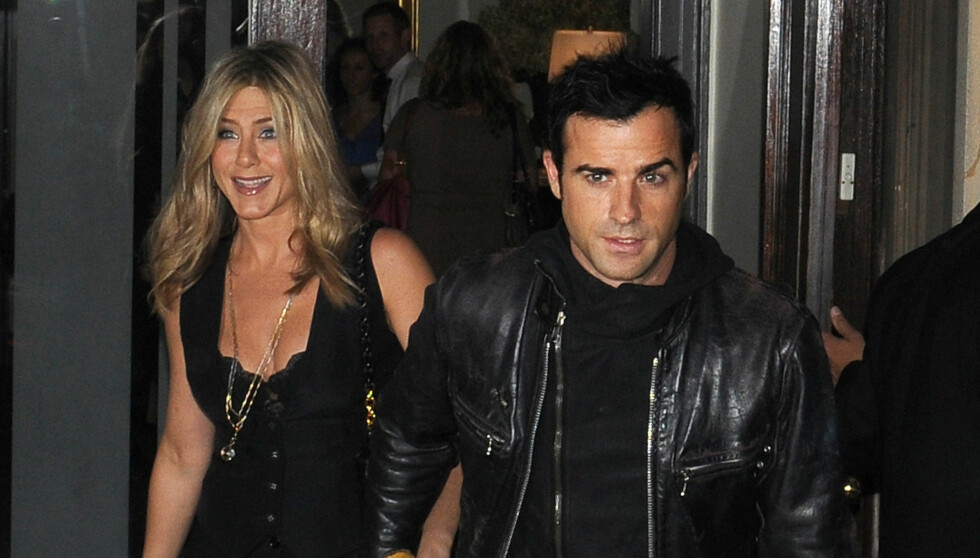 VENTER BARN: Jennifer Aniston skal være seks måneder på vei med barnet til kjæresten Justin Theroux.  Foto: All Over Press