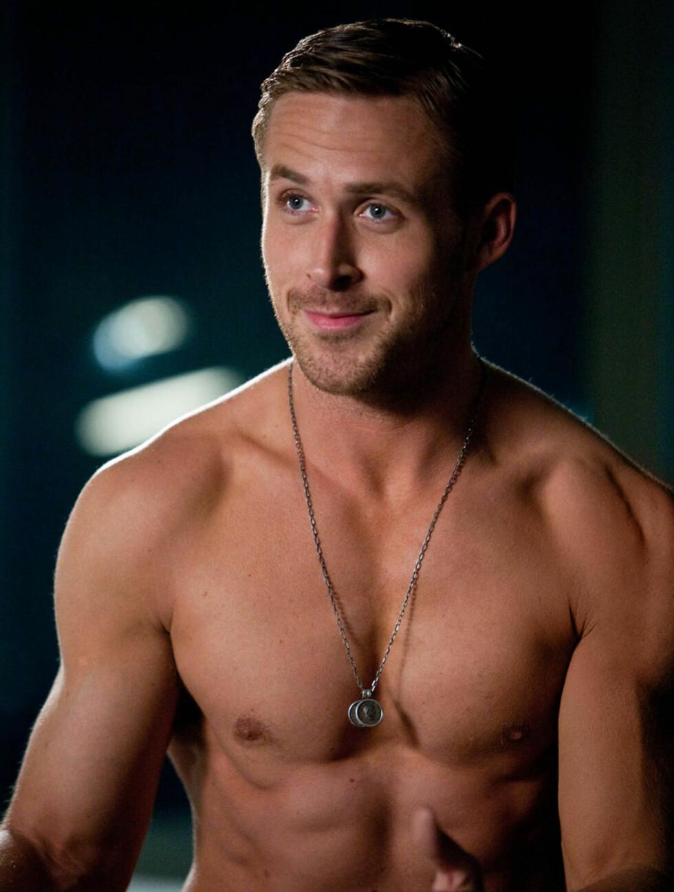 <strong>SJARMØR:</strong> Ryan Gosling (31) vet å smelte et ungpikehjerte. Her fra filmen «Crazy, Stupid». Foto: FameFlynet Norway