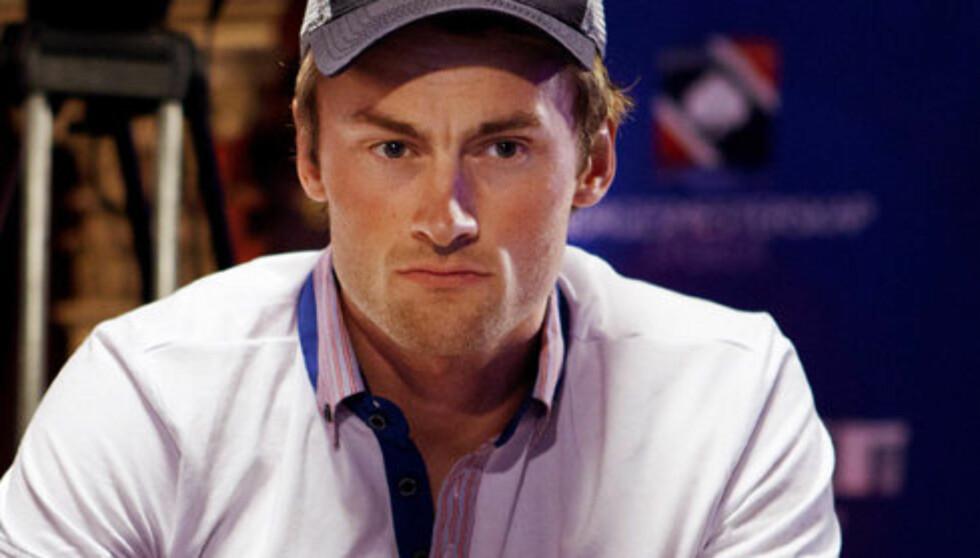 <strong>KASTER KORTA:</strong> Northug dropper den årlige poker- og sydenturen for å ha fullt fokus inn mot OL. Foto: Scanpix
