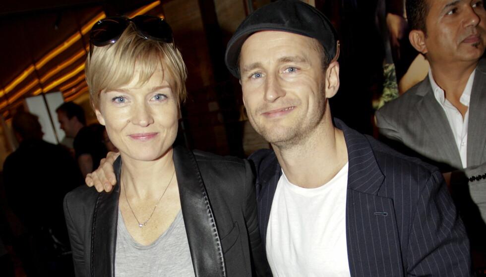 BLIR MANN OG KONE: Daniel Franck og Ulrikke Døvigen gifter seg neste år. Foto: SCANPIX