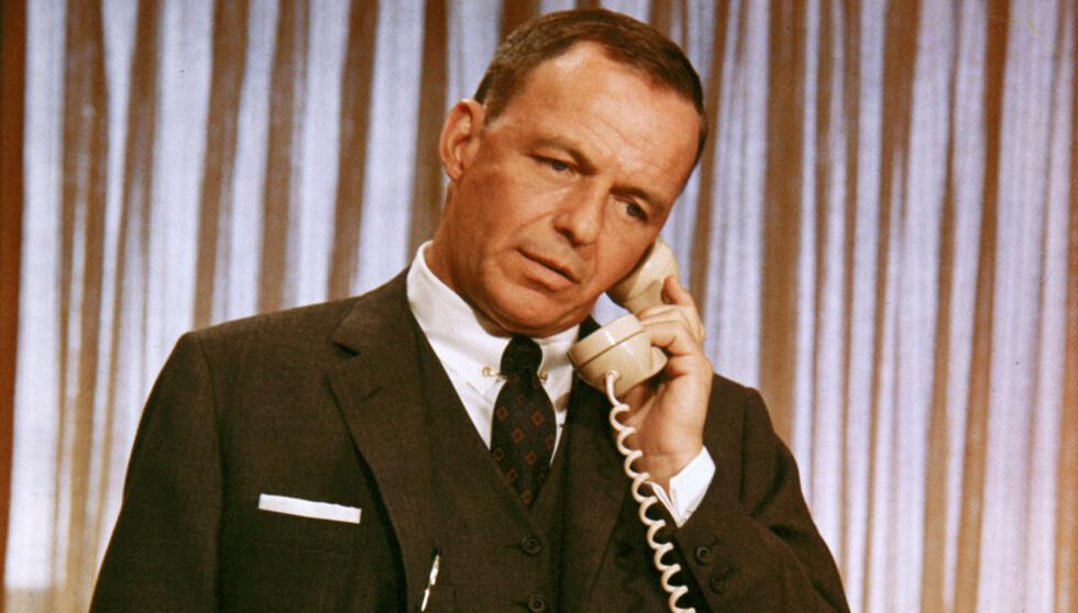 PORNOFILM: Det hevdes at Sinatra som 19-åring medvirket i en pornofilm. Foto: Stella Pictures
