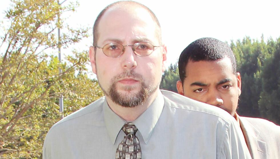 <strong>HACKET MOBILEN:</strong> Christopher Chaney ble arrestert av politiet etter at han i lang tid hadde hacket seg inn i kjendisenes mobiltelefoner og email-kontoer.  Foto: All Over Press
