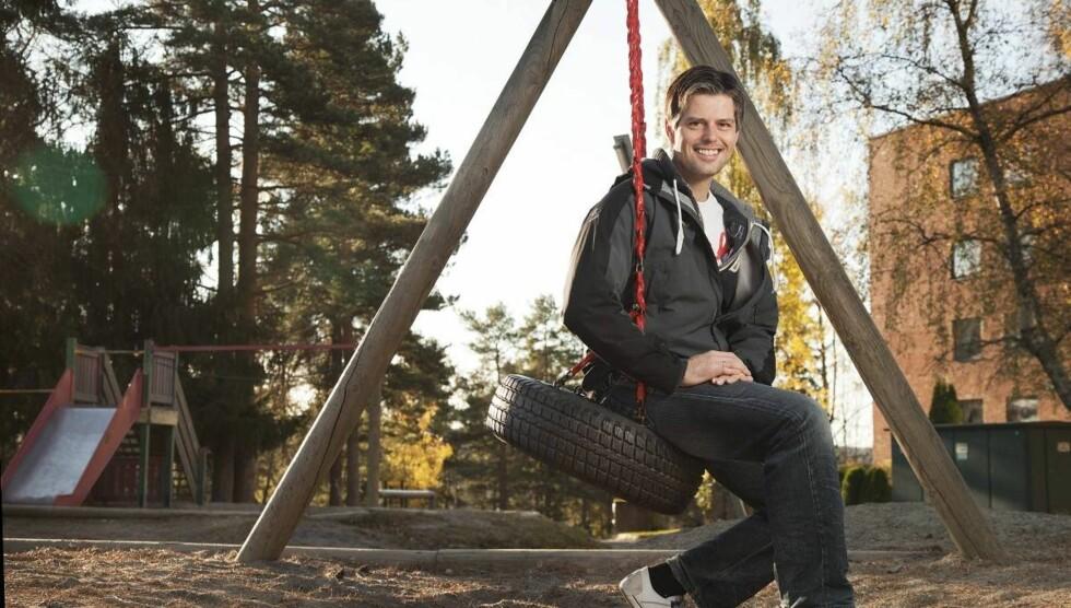 <strong>LÆREMESTER:</strong> «Blanke Ark» er blitt et suksessprogram på TV Norge. Håvard er glad han kan hjelpe ungdommer å få tilbake gleden ved å lære. &#8211; Alle mennesker ønsker å gjøre det bra, men ikke alle vet hvordan, sier han.  Foto: Henning Jensen/Se og Hør