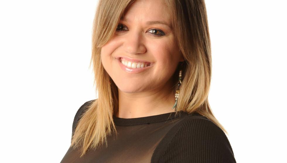 PENGENE FRISTET: I 2002 meldte Kelly Clarkson seg på amerikanske «Idol» for å tjene litt ekstra penger, og endte opp med å vinne hele konkurransen.  Foto: All Over Press