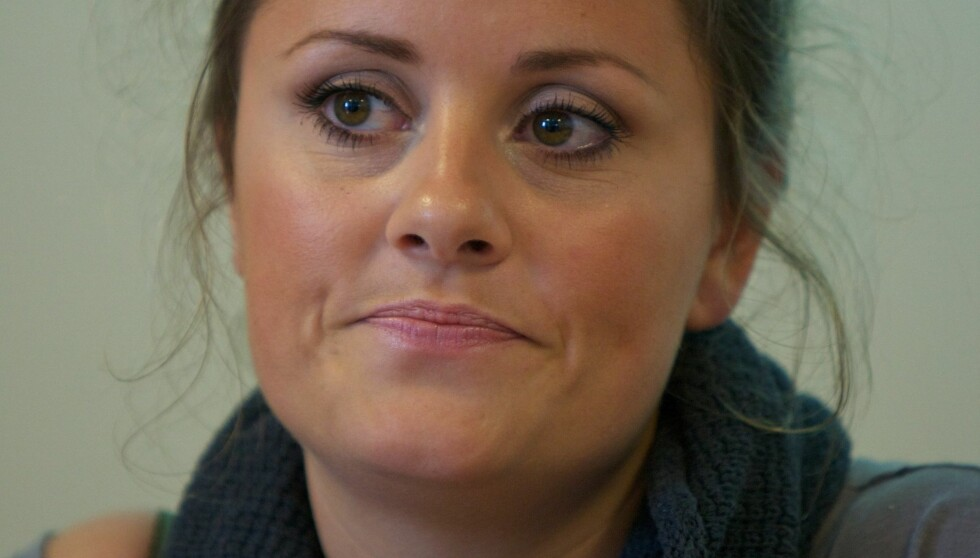 <strong>BESVIMTE:</strong> Da Kristine besvimte på jobb viste det seg at hun hadde lavt stoffskifte. Foto: Stella Pictures