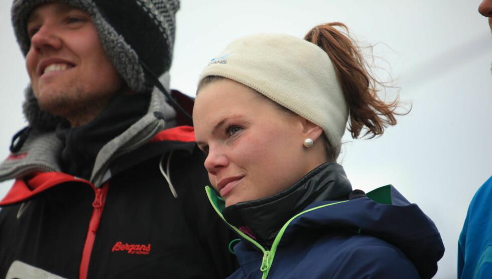 <strong>MÅTTE HJEM:</strong> Odden fikk færrest poeng under utstemmingen og måtte forlate 71 grader nord. Foto: Matti Bernitz / TVNorge