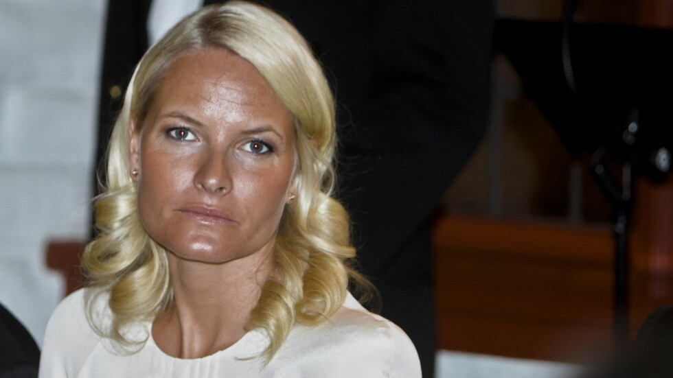 AVLYSER: Kronprinsessen blir ikke å se på Bollandsmoen i Sør-Trøndelag mandag. Foto: SCANPIX