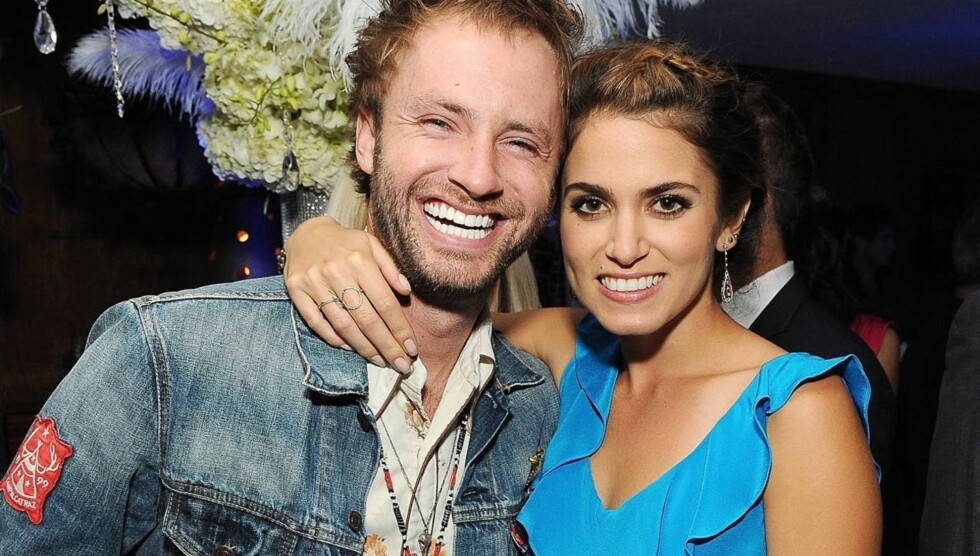 GIFTET SEG: Idol-sangeren Paul McDonald giftet seg med Nikki Reed. Foto: All Over Press