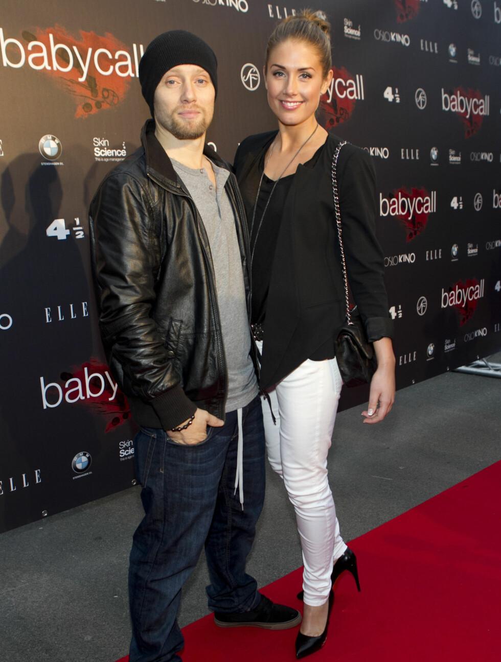<strong>KINOKVELD:</strong> Tone og Aksel dro på kinodate for å se den nye filmen «Babycall». Foto: Stella Pictures