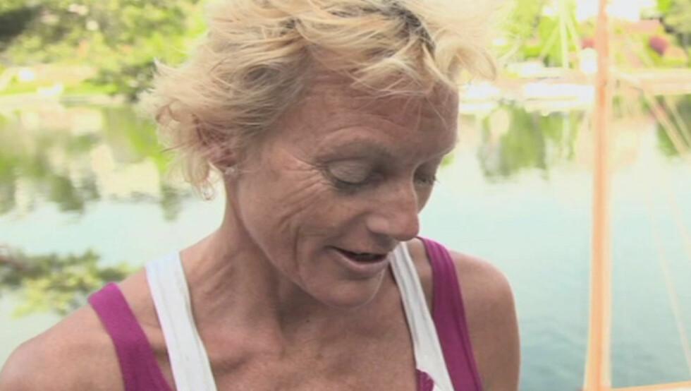 ÅPENHJERTIG: Anette Bøe forteller i TV3-programmet «Det blir bedre» om sitt liv som delvis døv, etter å ha blitt rammet av tinnitus.  Foto: TV3