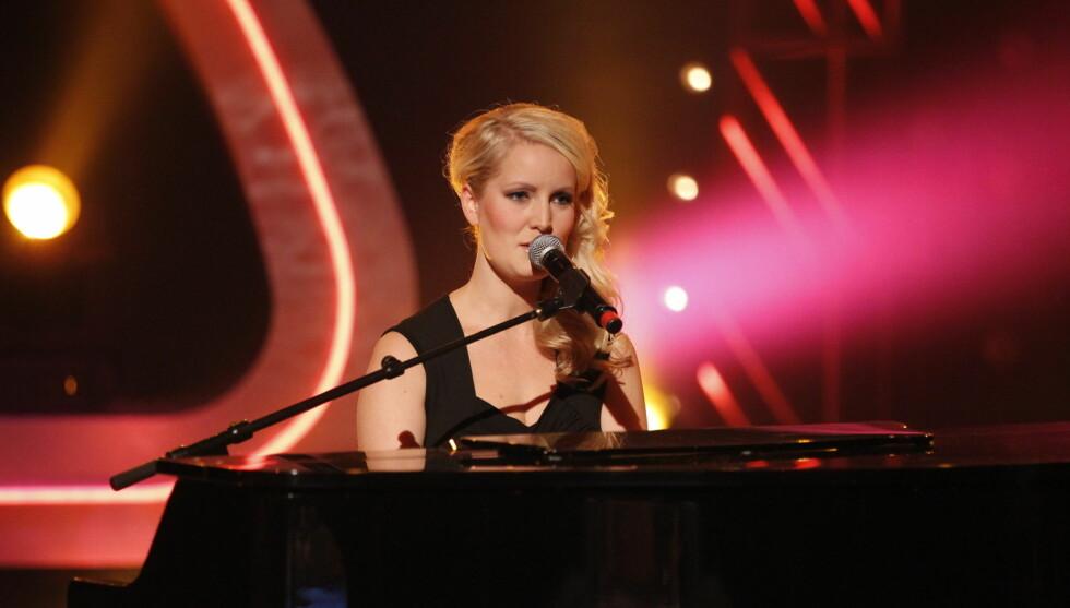 SKRYT: Maria fikk mye skryt for stemmen og for at hun spilte piano selv. Foto: Stella Pictures