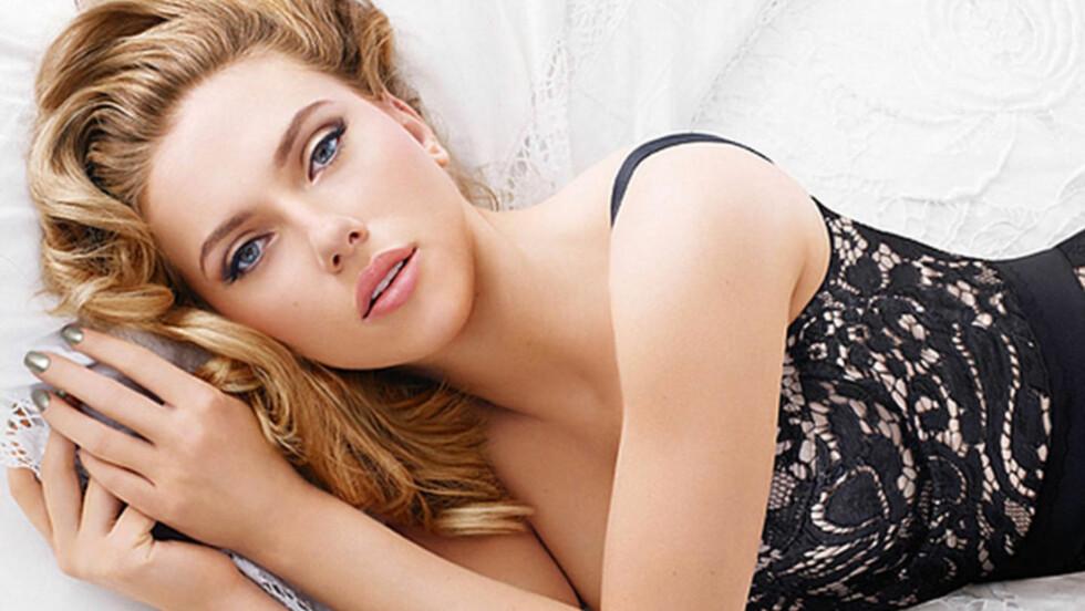 KLAR TALE: - Bare fordi du er en skuespiller, lager filmer eller hva som helst annet, betyr ikke det at man ikke har krav på et privatliv, sier Scarlett Johansson om nakenbildene som i midten av september ble lekket fra en privat mobiltelefon. Foto: Stella  Pictures