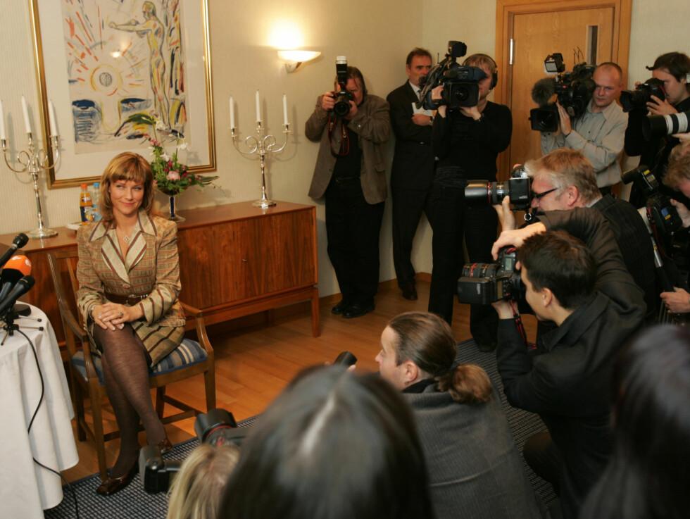 MEDIESTORM: Prinsesse Märtha Louise skapte mediestorm og fikk massiv kritikk etter at hun fremsto som synsk og mente at alle kunne komme i kontakt med engler.  Foto: Stella Pictures