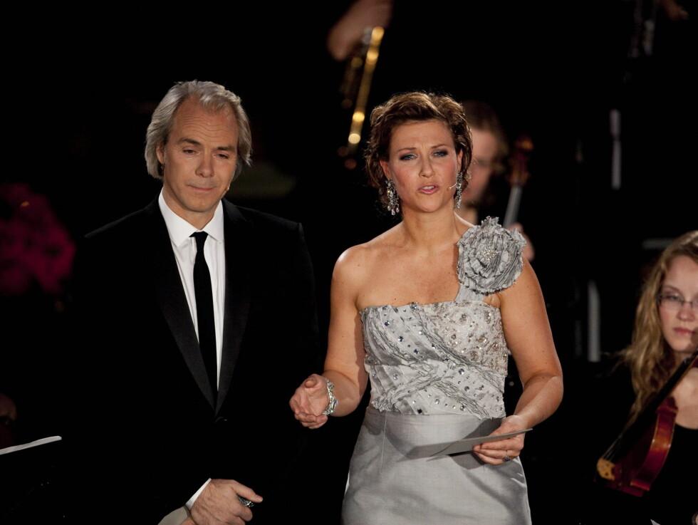 KJENDISVENNER: Märtha og Ari har en rekke kjendiser i vennekretsen. Hollywood-regissøren Harald Zwart er en av parets nærmeste venner. Foto: Scanpix