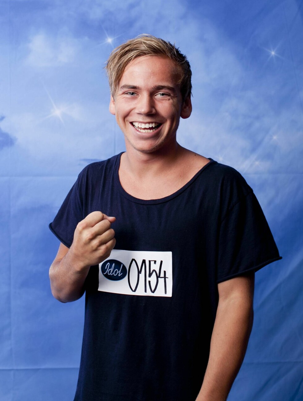 VIDERE I IDOL 2011: Christopher Olafsrud (17). Foto: TV 2