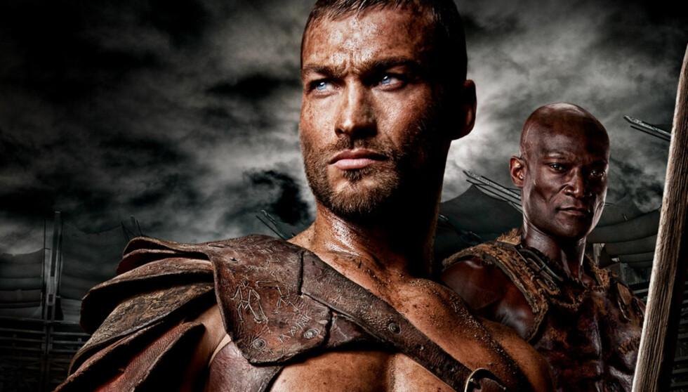 <strong>SUKSESS-SERIE:</strong> Skuespilleren var en del av TV-serien Spartacus: Blood and Sand. Han måtte trekke seg på grunn av kreftsykdommen i september i fjor.