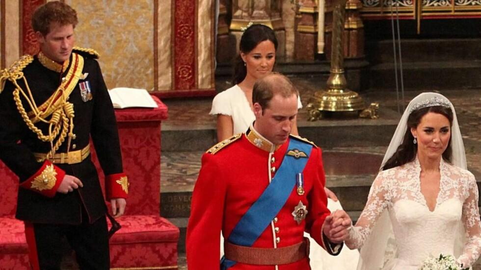 <strong>SINT SMS:</strong> Pippa Middleton sendte prins Harry en sint SMS etter at festbilder av tronarvingen kom ut i pressen. Foto: All Over Press