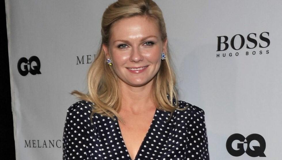 TYSK: Kirsten har både amerikansk og tysk statsborgerskap.