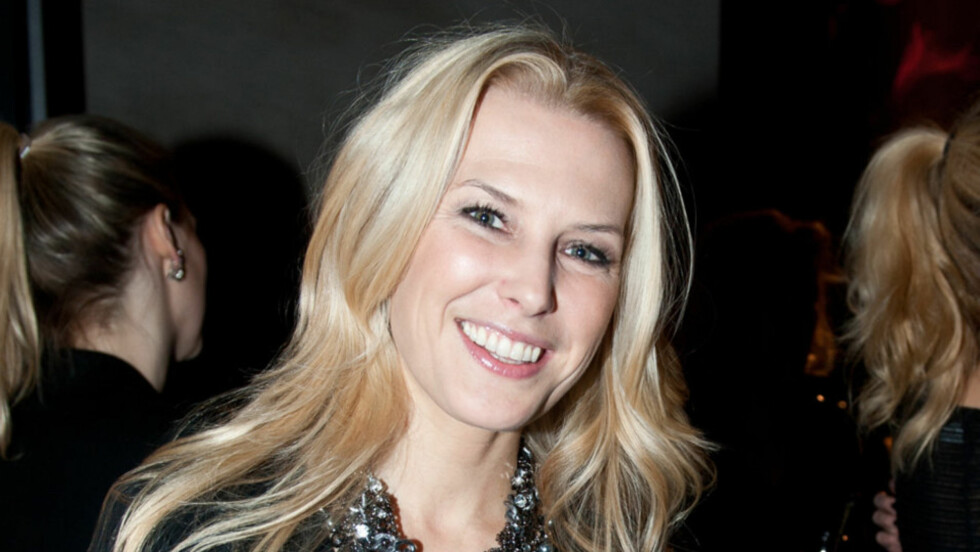 AVSLØRTE NYHETEN: Programlederen og modellen avslørte nyheten på sin egen blogg. Foto: Stella Pictures