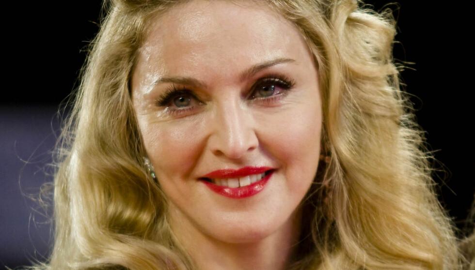 <strong>STRENG:</strong> Madonna skal være så nøye med hygienen på toalettet, at hun nekter andre å bruke det.  Foto: All Over Press