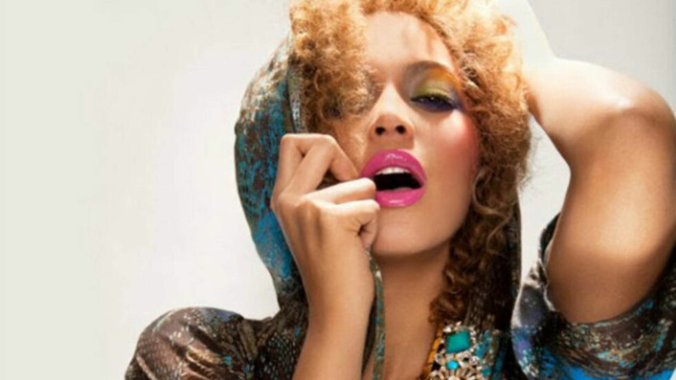 <strong>BURSDAGS-BEYONCÉ:</strong> Søndag 4. september er Beyoncé Knowles' 30-årsdag. Her er hun avbildet under en «New House of Dereon»-photoshoot  tidligere i år. Foto: Stella  Pictures