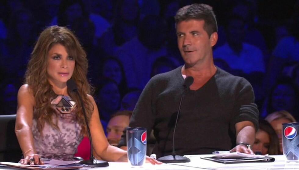 TV-DOMMER: Her er Simon Cowell i sitt rette element, som streng dommer i britiske X-Factor. Dersom han lykkes med nedfrossingen, kan han delta i programmets trehundrede sesong.  Foto: All Over Press