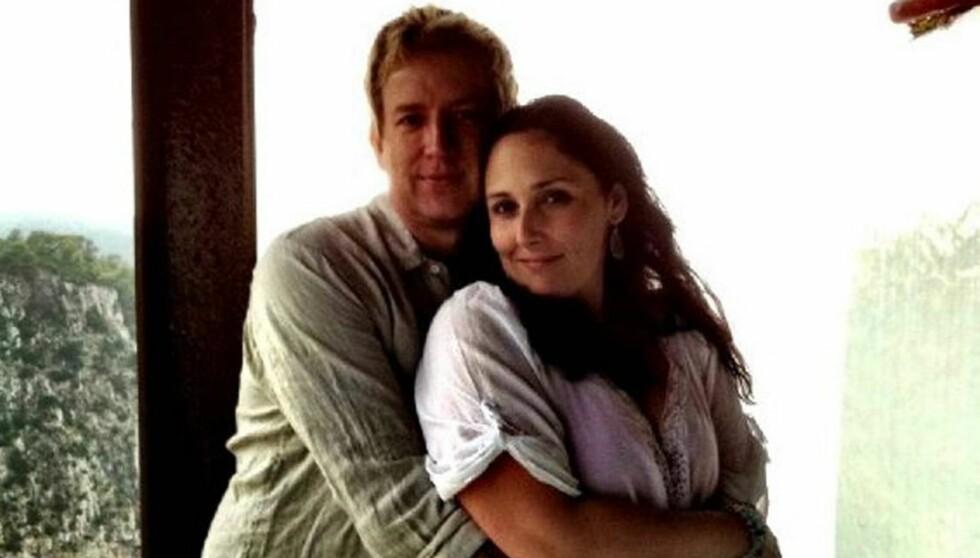 <strong>AVSLØRTE FORLOVELSEN PÅ TWITTER:</strong> Ricki Lake kunngjorde selv at hun skal gifte seg for andre gang, via sin Twitter-side. Foto: Twitter
