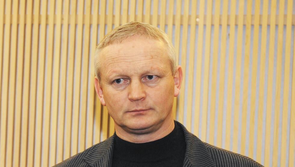 Trond Berntsen (51) ble skutt på Utøya.