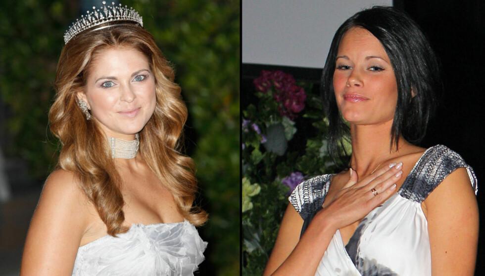 ISFRONT: Madeleine ønsker ikke å ha noe som helst omgang med Sofia Hellqvist. Foto: Stella Pictures