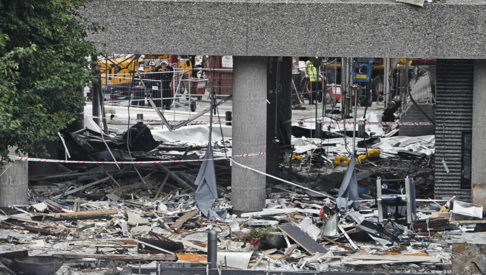 DØGNET RUNDT: Mediene har vært teppedekket med oppdateringer om ofre og gjerningsmann døgnet rundt etter de tragiske terrorangrepene som rystet en hel verden 22. juli. Foto: Scanpix