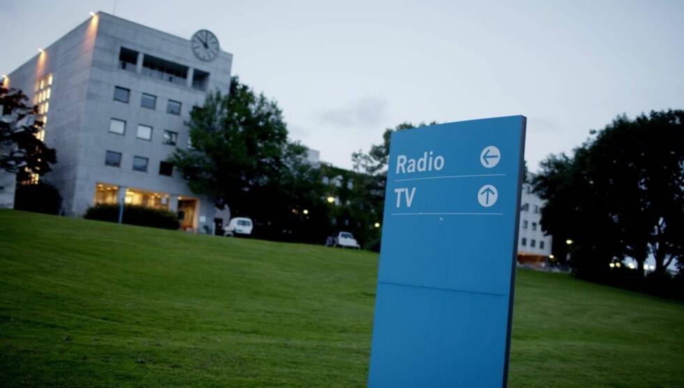 FÅR KRITIKK: NRK får kritikk for at de ikke vil anmelde en episode fra oktober, hvor en ansatt i lederstilling skal ha misbrukt kokain og tilbudt stoffet til andre ansatte under et seminar i Kongsvinger. Foto: SCANPIX