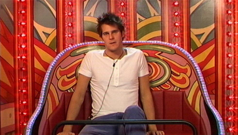 <strong>ENDELIG FRIKJENT:</strong> Jonas «Basshunter» Altberg kunne trekke et lettelsens sukk, etter at han ble frikjent for anklagene mot ham. Her er han avbildet da han var med i Celebrity Big Brother i England.  Foto: Stella Pictures