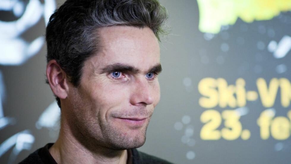 HAR SYMPATI: Tidligere skikonge Thomas Alsgaard var NRKs ekspertkommentator under ski-VM i Oslo i februar. Han har stor forståelse for det belastende sirkuset Petter Northug befinner seg i. Foto: Scanpix