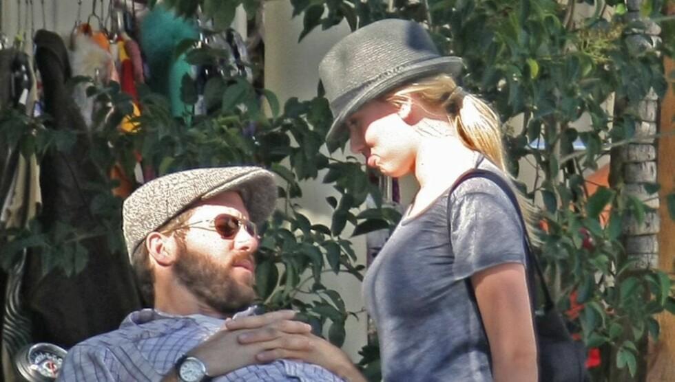 <strong>SLUTT:</strong> I desember ble det kjent at Scarlett Johansson og Ryan Reynolds hadde tatt ut separasjon. Foto: Stella Pictures