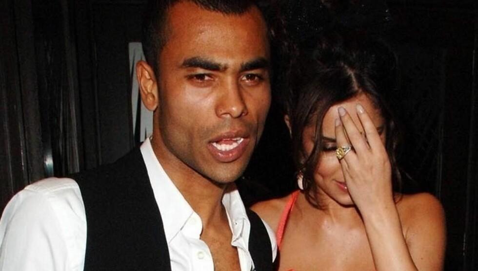 SAMMEN IGJEN: Den britiske popstjernen  Cheryl Cole skal ha tilgitt eks-mannen Ashley Coles utroskap.  Foto: Stella Pictures
