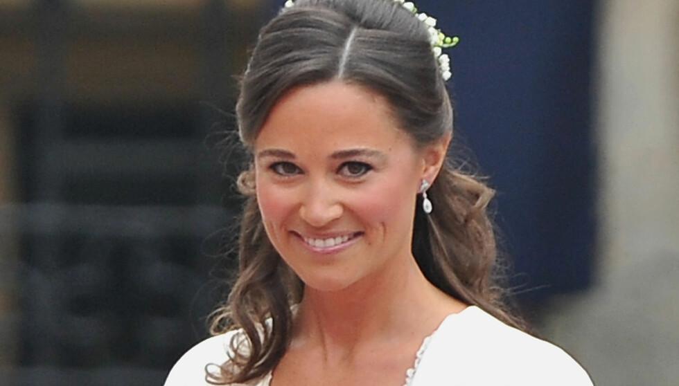 BRUDD: Det hevdes at Pippa Middleton har gjort det slutt med Alex Loudon. Foto: All Over Press