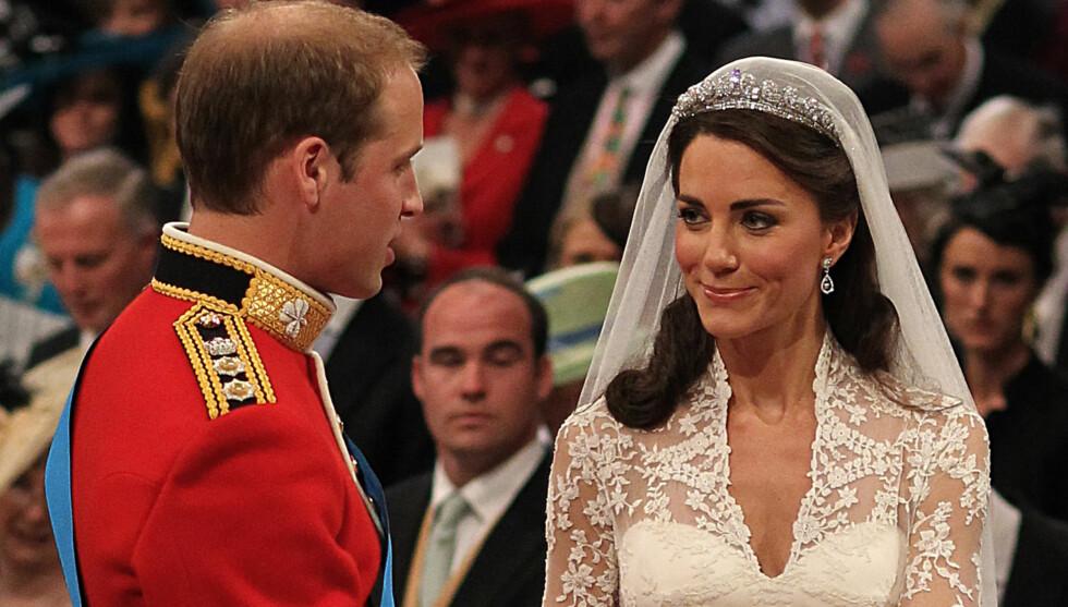 RYSTER EKTESKAPET: Dersom Kate Middleton ikke blir gravid innen ni måneder, bryter hun 200 år med britiske tradisjoner. Foto: Reuters