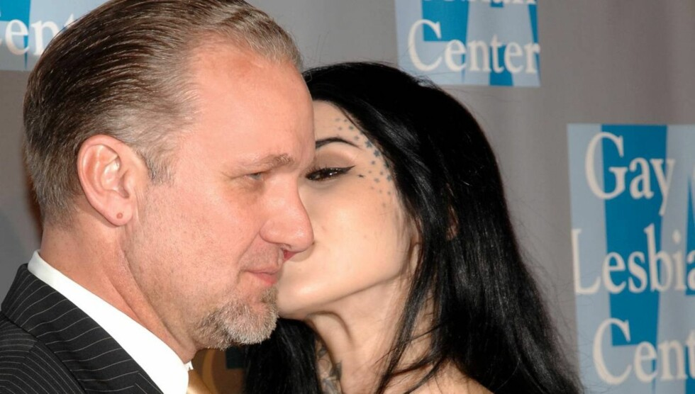 <strong>FORELSKET:</strong> Jesse James hevdet i et radiointervju at hans nye forlovede Kat von D (bildet) er mye mer livlig på soverommet enn eks-kona Sandra Bullock. Foto: All Over Press