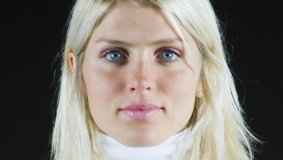 <strong>UREDD:</strong> - Er du redd for å bli tatt bilde av med bustete hår og rennende snørr, har du et problem, mener Therese Johaug. Foto: Scanpix