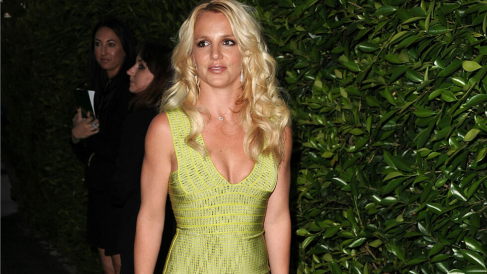 <strong>I 2011:</strong> Popartist Britney Spears så ut til å være tilbake i god, gammel form under et veldedighetsarrangement i Beverly Hills denne uken. Hun er selv amassadør for organisasjonen som arrangementet ble avholdt for.  Foto: All Over Press
