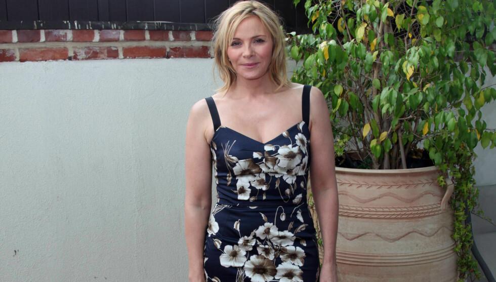 BLIR IKKE MAMMA: Kim Cattrall har i en alder av 54 innsett at hun aldri kommer til å bli mamma. Foto: Stella Pictures