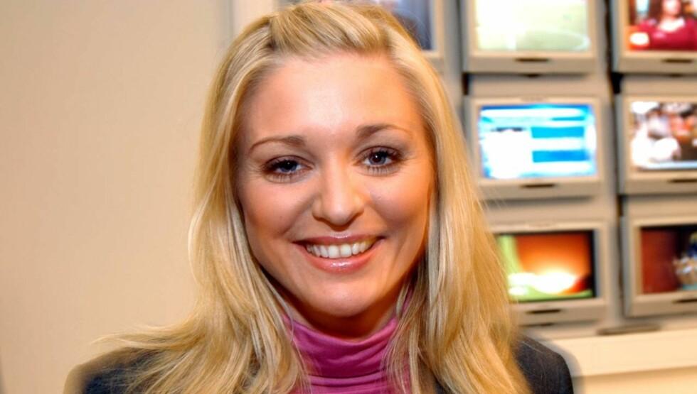 TOBARNSMOR: Annemarta Giske fikk sitt andre barn på onsdag.   Foto: TV2
