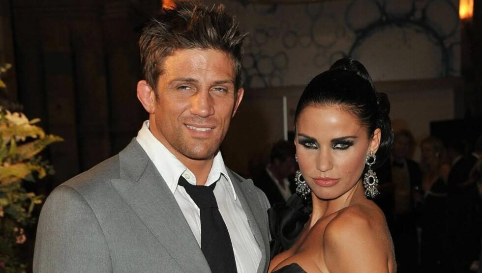 SEPARERTE SEG: I januar ble det kjent at Jordan og Alex Reid skulle separeres.  Foto: All Over Press