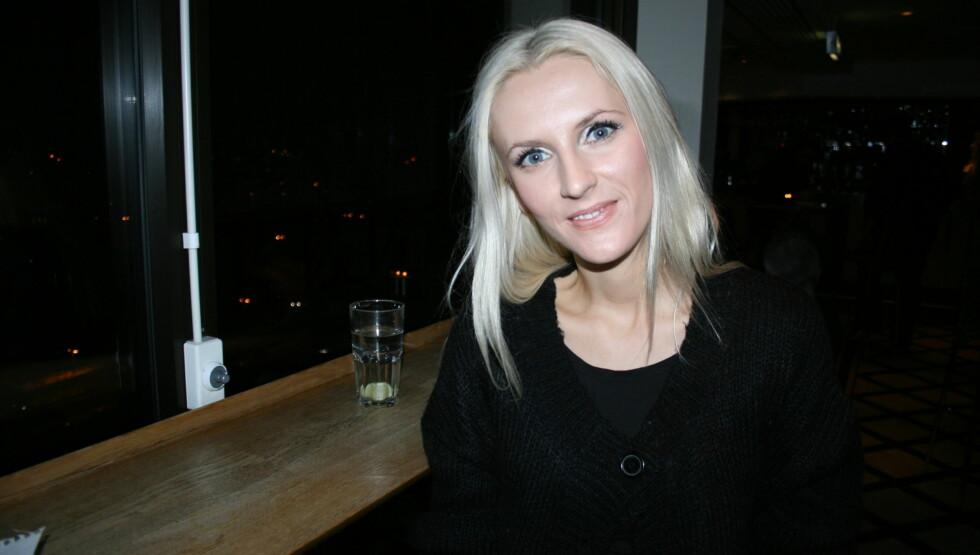 <strong>SJOKKERT:</strong> Artist Maria Arredondo syntes det ble vel mye show og sex-prat da hun var med på «4-stjerners middag» sammen med tre eldre, sexinteresserte kjendiser... Her på Spellemannprisens nachspiel på Grand Hotel i fjor. Foto: Anders Myhren/Seher.no