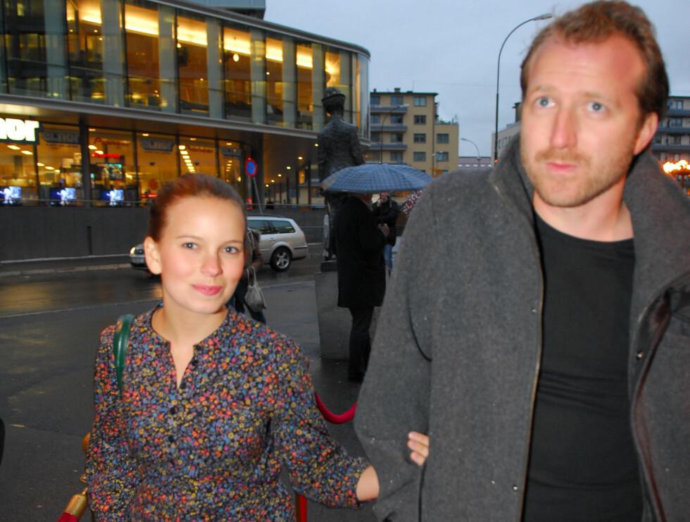 BRUDD: Det er slutt mellom musikerparet Marit Larsen og Thom Hell. Foto: Stella Pictures