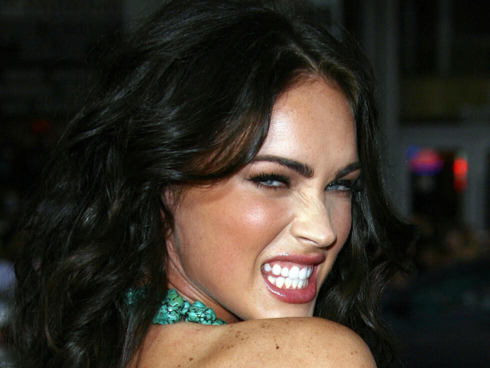 <strong>TJUE ÅR:</strong> Ifølge Megan Fox gifter hun seg ikke før om 20 år. Foto: Stella Pictures
