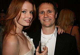 Hollywood-Linn gift i hemmelighet