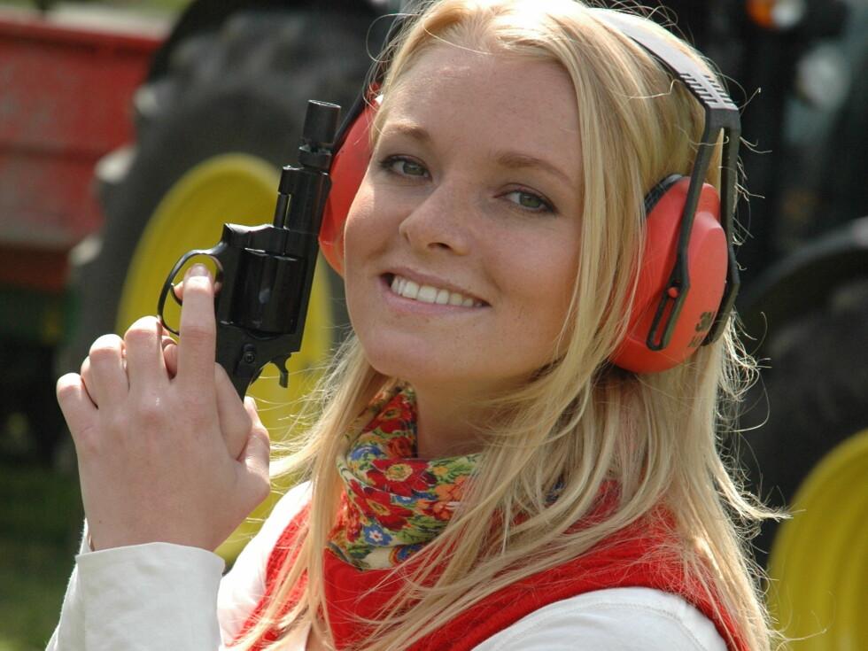 """<strong>GIKK OPP:</strong> Henriette Bruusgaard veide seks kilo mer under innspillingen av """"Alt for Norge"""" enn hva hun gjør nå. Foto: TVNorge"""