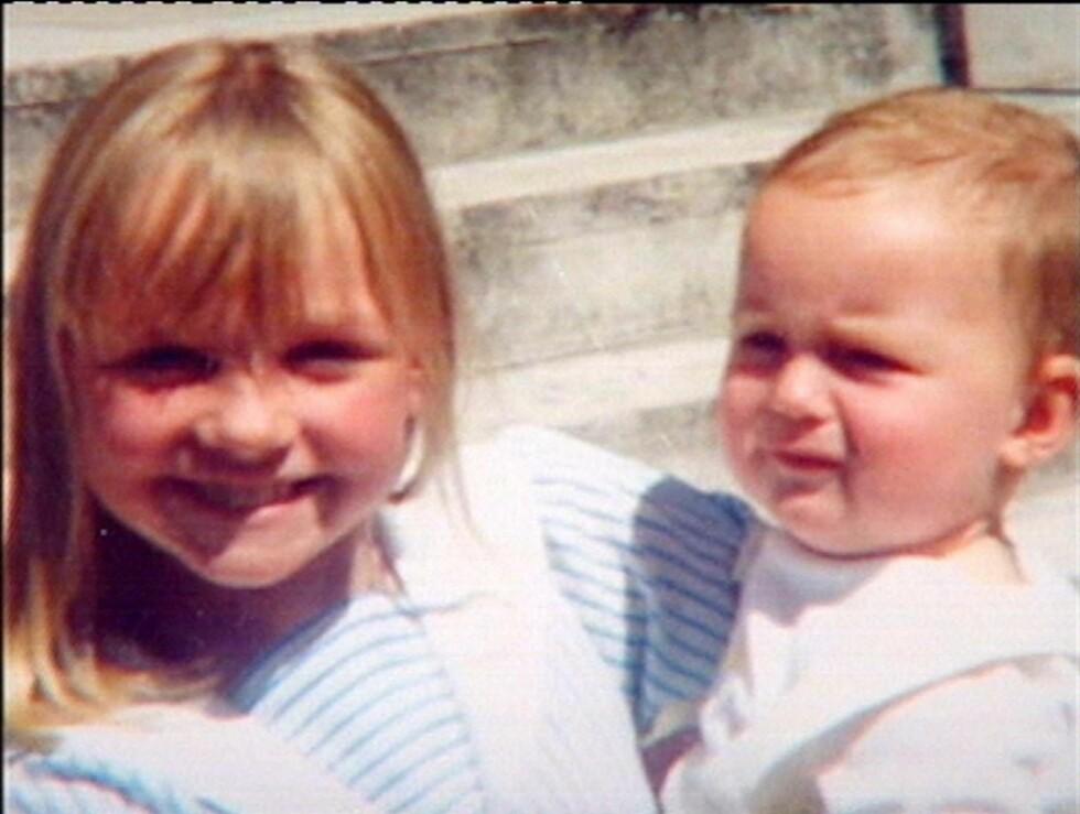 BABYSPICE: At Emma Bunton alltid har hatt et barneansikt er ikke vanskelig å se. Foto: Stella Pictures